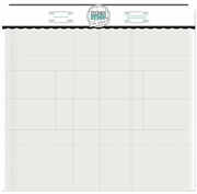 Misc Me 12x12 Page Protector Variety Pack