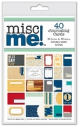 Misc Me Pop Quiz 4x6 & 3x4 Journal Pack