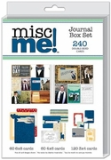 Misc Me Pop Quiz Journal Box Set