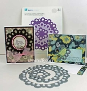 Nesting Circle Doilies - 3 QuicKutz Cookie Cutter� Dies