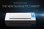New Silhouette CAMEO� Digital Craft Cutter + $56 of Extras
