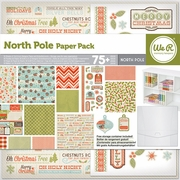 North Pole - 12x12 Paper Pack