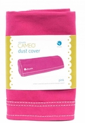 Pink Canvas Silhouette Cameo� Dust Cover