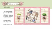Primrose Layout & Basket Kit
