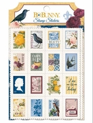 Rose Caf� Stamp Stickers