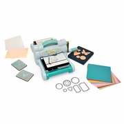 Sizzix Big Shot Starter Kit (Powder Blue & Teal)