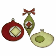 Sizzix� Bigz Die - Retro Ornaments