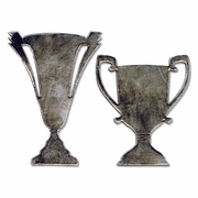 Sizzix Bigz Die - Tarnished Trophies