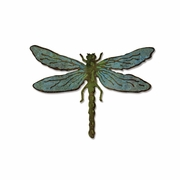 Sizzix� Bigz� Die w/Texture Fades� - Layered Dragonfly by Tim Holtz�