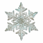 Sizzix� Bigz Die with Texture Fades - Layered Snowflake