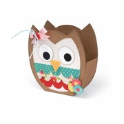 Sizzix� Bigz� XL Die - Bag, Owl by Lori Whitlock