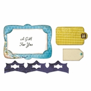 Sizzix Framelits Dies - Gift Card Holder by Karen Burniston