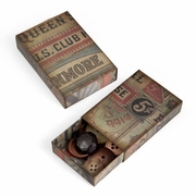 Sizzix� Movers & Shapers� L Die - Matchbox by Tim Holtz�