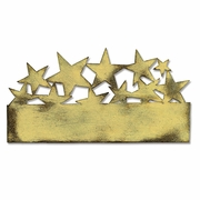 Sizzix On the Edge Die - Star Cluster by Tim Holtz