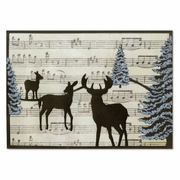 Sizzix� Thinlits Die - Winter Deer