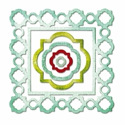 Sizzix Thinlits Dies - Frames, Ornate Moroccan
