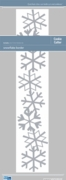 Snowflakes(SE exclusive) QuicKutz Cookie Cutter� Border Die