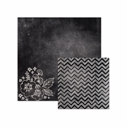 We R Chalkboard - 12x12 Paper � Blackboard