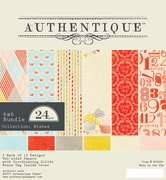 Authentique Wishes 6x6 Bundle