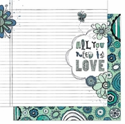 Zip-a-dee-doodle Journal Paper