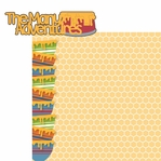 100 Acre: The Many Adventures 2 Piece Laser Die Cut Kit