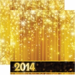 2014 12 x 12 Double-Sided Cardstock