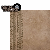 4 wheeling: Making Tracks 2 Piece Laser Die Cut Kit