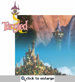 A Bunch of Character: Tangled 2 Piece Laser Die Cut Kit