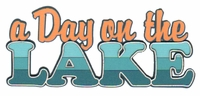 A Day on the Lake Laser Die Cut