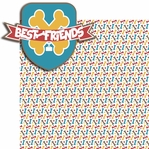 A Dog's Life: Best Friends 2 Piece Laser Die Cut Kit