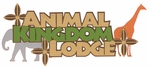 A Magical Stay: Animal Kingdom Lodge Laser Die Cut