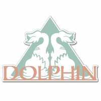 A Magical Stay: The Dolphin Laser Die Cut