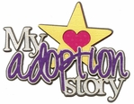 Adoption Scrapbooking
