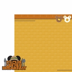 Africa: Breakfast 2 Piece Laser Die Cut Kit