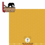 Africa: Tusker 2 Piece Laser Die Cut Kit