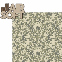 Airsoft: All About Airsoft 2 Piece Laser Die Cut Kit