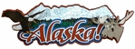 Alaska Laser Die Cut-<font color=red> <b>we ♥ this</b></font>