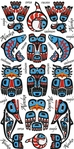 Alaska Native Stickers
