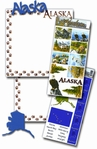 Alaska Wildlife 12 x 12 Kit