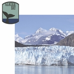 Alaskan Adventure: Glacier Bay 2 Piece Laser Die Cut Kit