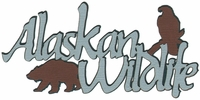 Alaskan Wildlife Laser Die Cut