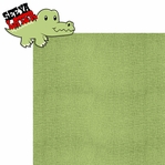 Alligator: See Ya Later 2 Piece Laser Die Cut Kit