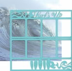 Aloha: Surf's Up 12 x 12 Overlay Quick Page Laser Die Cut