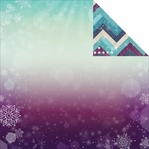 Altitude: Cold Snap 12 x 12 Double-Sided Cardstock