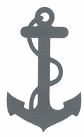Anchor Die Cut