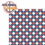 Anchors Aweigh: Anchors Aweigh  2 Piece Laser Die Cut Kit