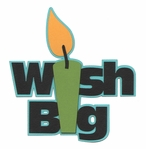 And Many More: Wish Big Birthday Laser Die Cut