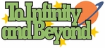 Andy's Toys: To Infinity and Beyond Laser Die Cut