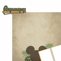 Animal Kingdom: Autographs 2 Piece Laser Die Cut Kit