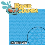 Animal Kingdom: River Rapids 2 Piece Laser Die Cut Kit